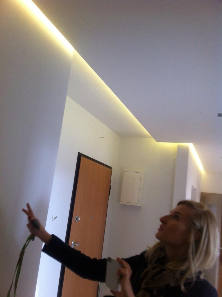 Patrycja Dmowska architekt wnętrz pracuje